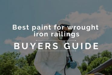 Paint for iron railings