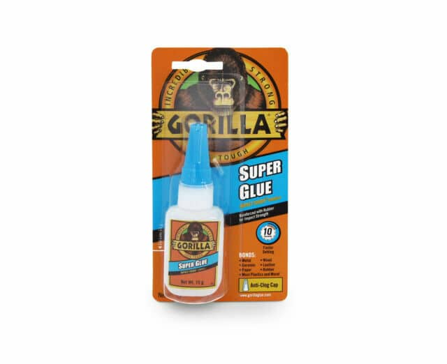 Gorilla 7805601 Super Glue