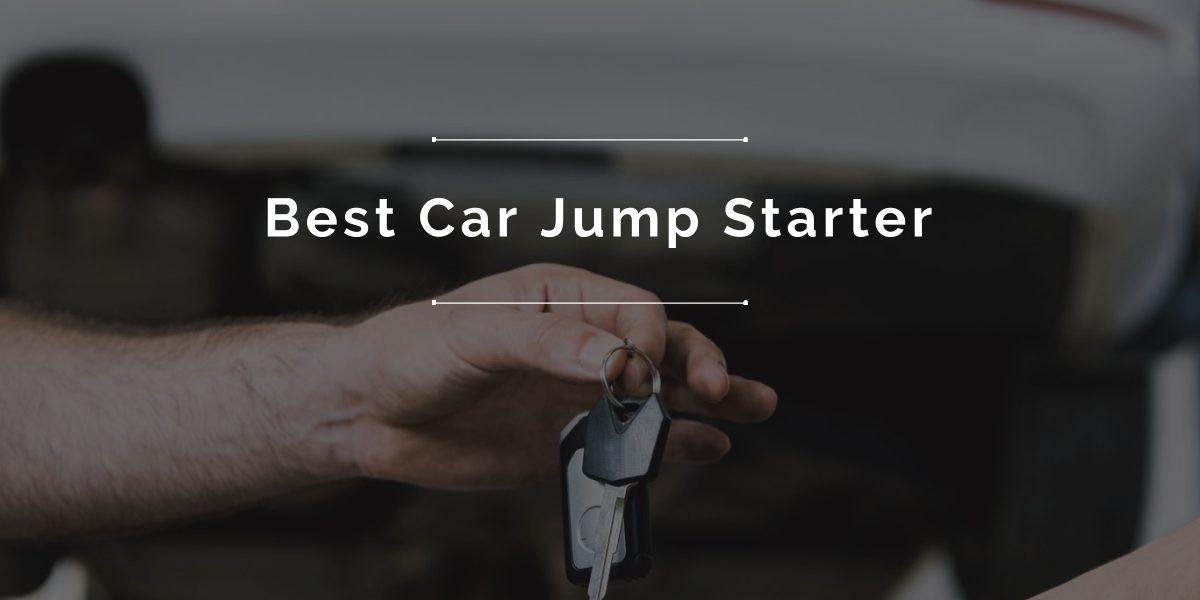 The best Car Jump Starter Ever