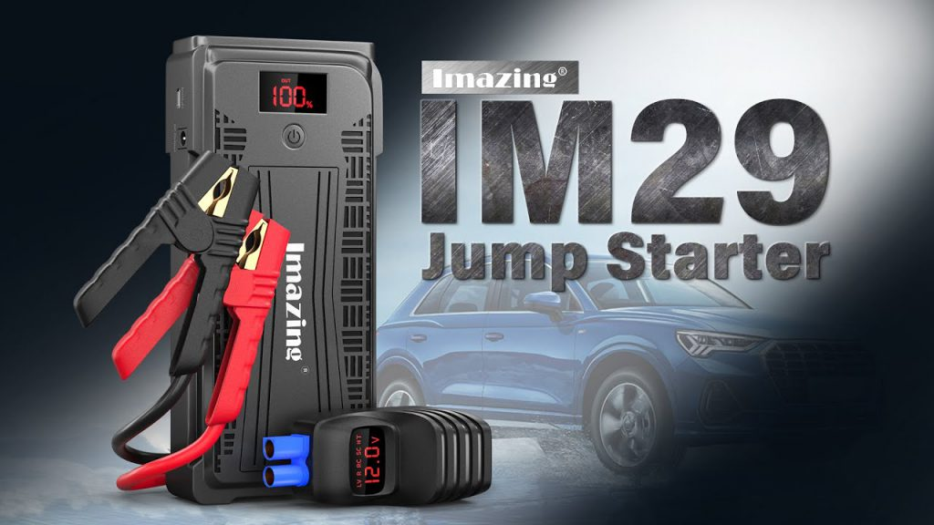 Imazing IM29 - The last line of defense when your battery