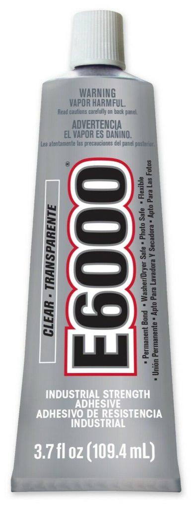 E6000 High-Viscosity Adhesive