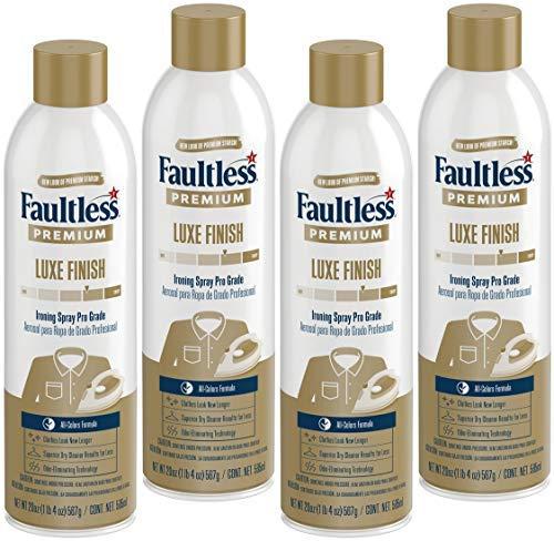 Faultless Premium Luxe Spray