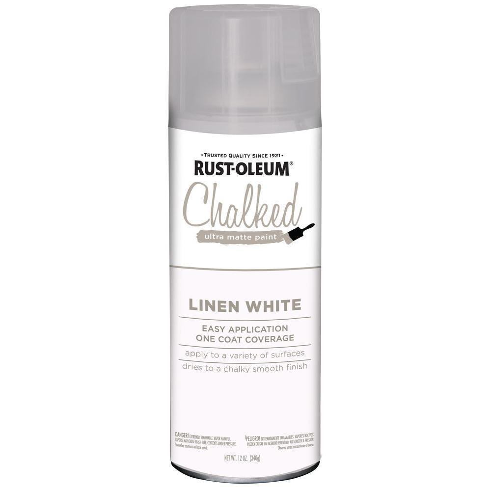 Rust-Oleum Chalked Spray Paint