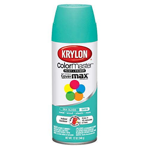 Krylon COLORmaxx Spray Paint and Primer for Indoor