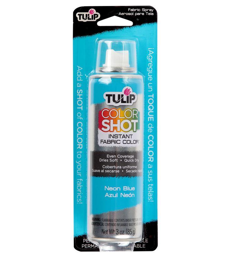 Tulip ColorShot Instant Fabric Color Review